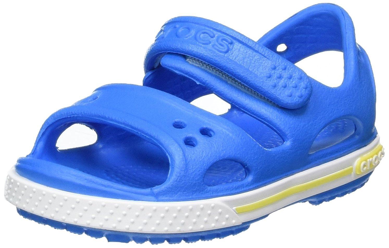 Sandali CROCS - Crocband II Sandal Ps 14854 Pepper/blu Jean Lo5qmg