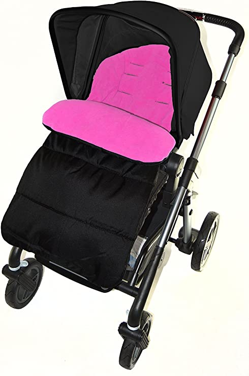 Cosy Toes Compatible With Joie Pushchair Footmuff
