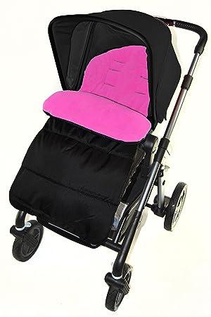 Saco/Cosy Toes Compatible con paseo Cybex para cochecito de bebé, color rosa: Amazon.es: Bebé