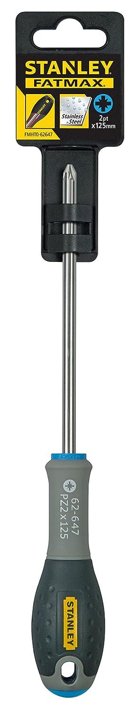 Destornillador inox Philips PZ2 X 125mm STANLEY FMHT0-62647