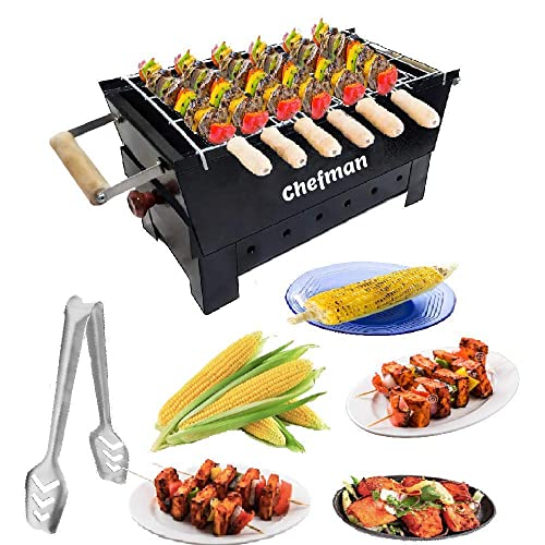 4. Chefman Charcoal Barbeque Grill