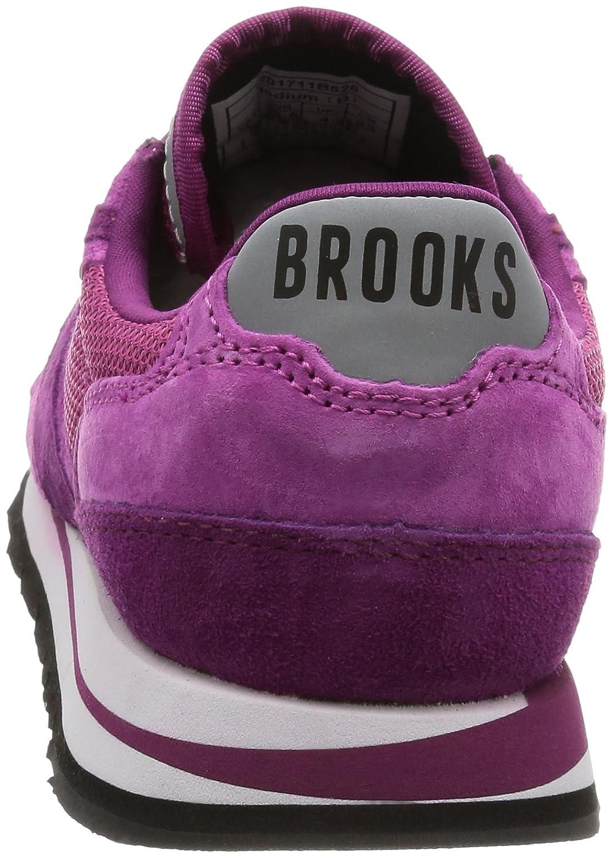 Brooks Women's Chariot B00MCPRM66 8 B(M) US|Fuchsia