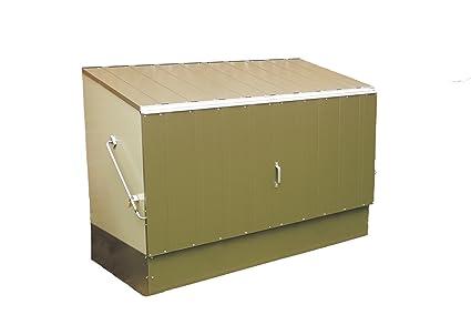Good Bosmere Trimetals A300 Bicycle Storage Unit, 77u0026quot; X 35u0026quot; ...