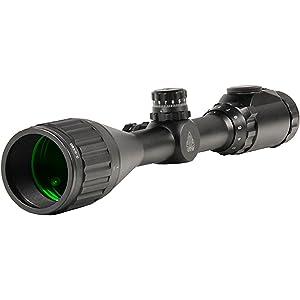 UTG 3-9X50 AO Zero Locking Hunter Rifle Scope