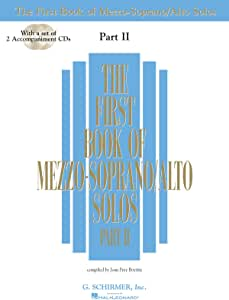 First book of soprano solos part 2