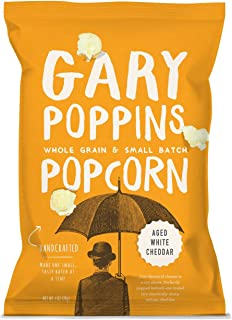 product image for Gary Poppins Popcorn - Gourmet Handcrafted Flavored Popcorn - 10 Pack Aged White Cheddar, 1oz