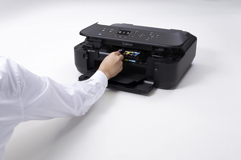 Amazon.com: PIXMA MG5550 – Multifunction printer – color ...