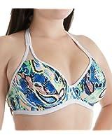 Evolve Halter Bikini Top