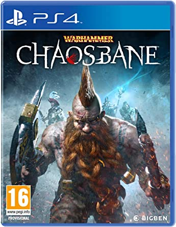 Warhammer: Chaosbane - PlayStation 4 - PlayStation 4 [Importación inglesa]: Amazon.es: Videojuegos