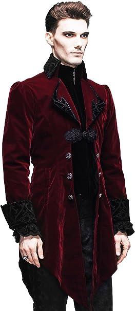 Amazon.com: Steampunk escudo Gótico Vestido cyberpunk ropa ...