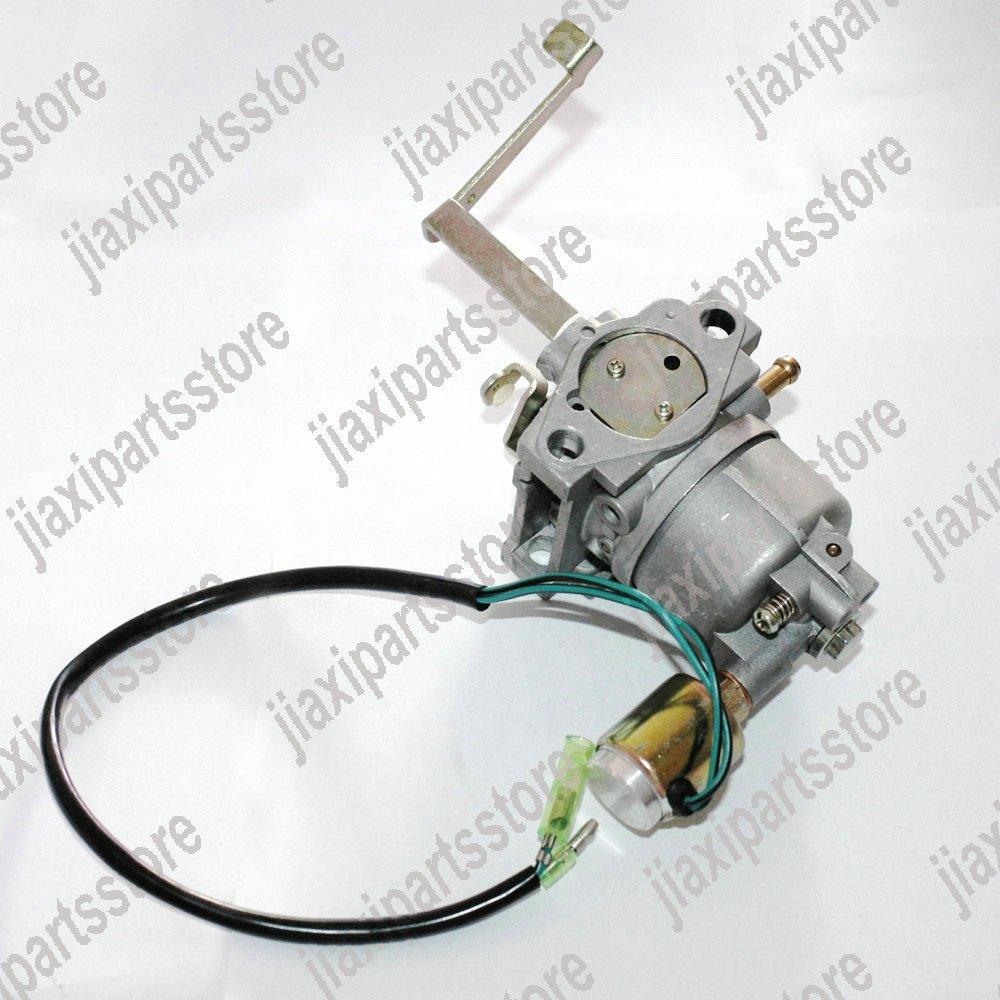 Jxparts Carburetor For Yamaha Mz360 Ef6600de Yg6600de Prime Genset Pr7500cl 6000watt Generator Garden Outdoor