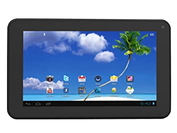 Proscan 7-Inch Touch Screen Android Tablet, 8 GB Memory
