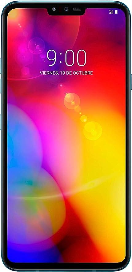 LG V40 - Smartphone Libre de 6.4 QHD+ (5 cámaras 16 MP f1.9, 6 ...