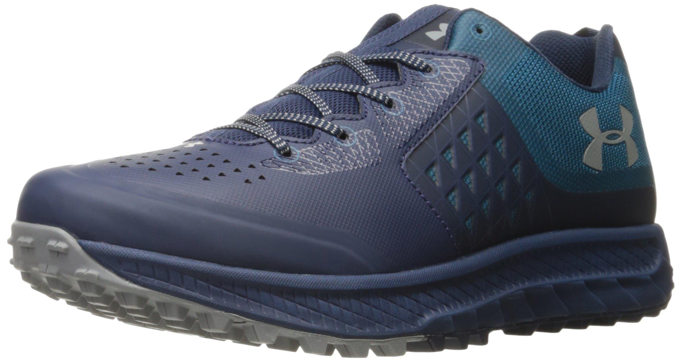Under Armour Men's Horizon Str Ankle Boot, Academy (408)/Bayou Blue, 13