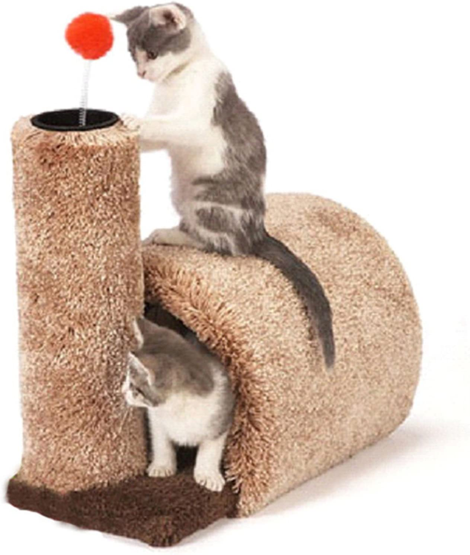 Ribecan SCF6012 Rascador para Gatos: Amazon.es: Productos para ...