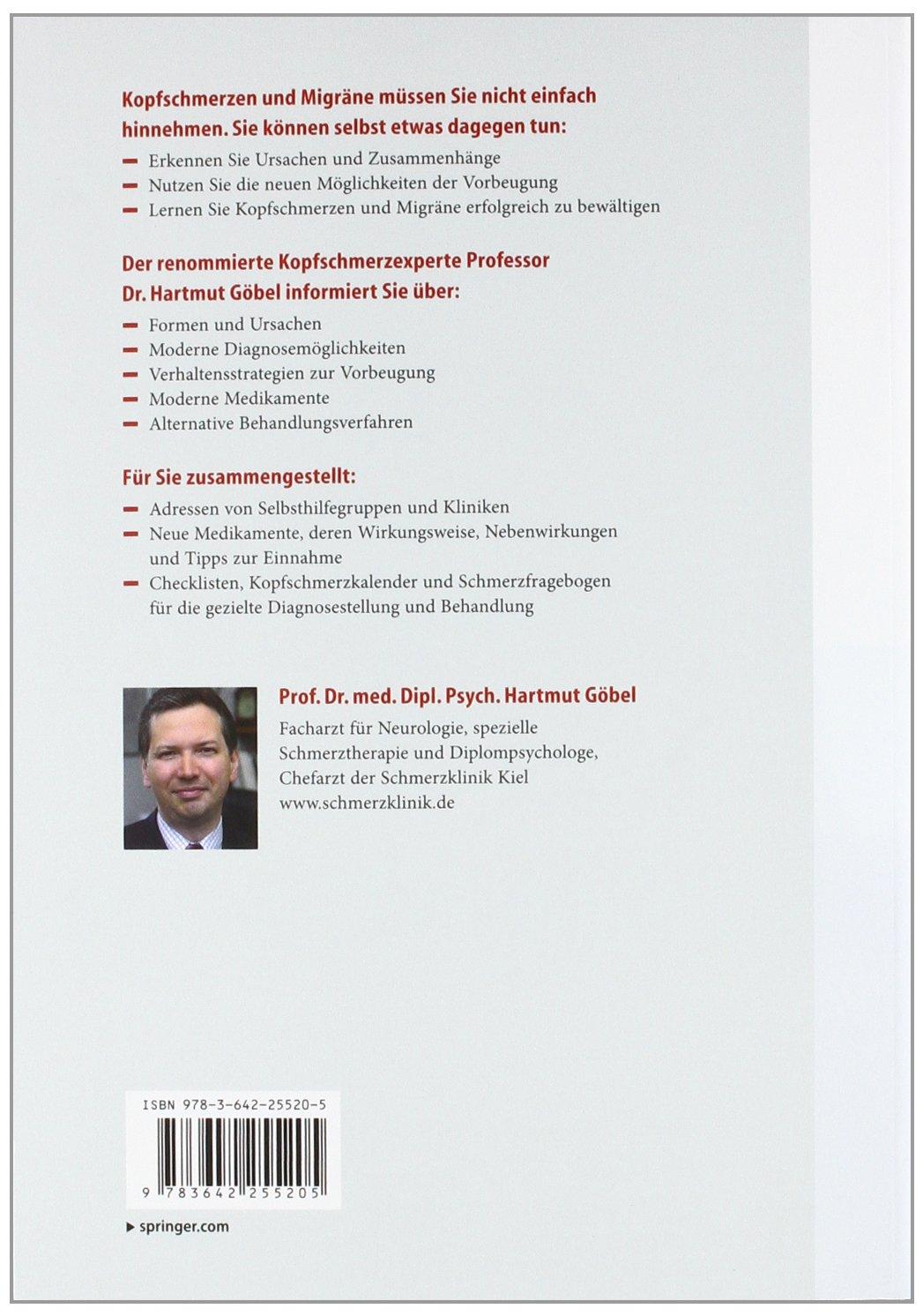 Erfolgreich gegen Kopfschmerzen und Migräne: Amazon.de: Hartmut ...