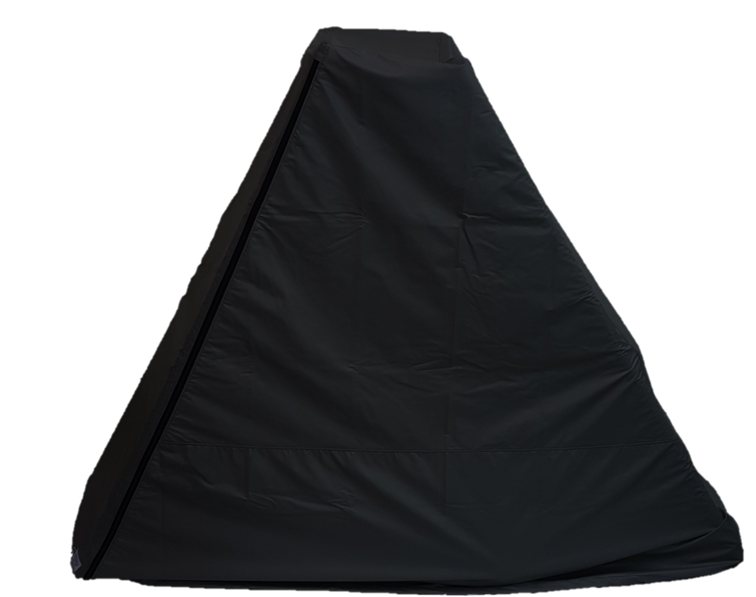 The Best Elliptical Machine Cover | Front Drive. Heavy Duty Fitness Equipment Protective Covers Ideal for Indoor or Outdoor Use. Made in USA with 3-Year Warranty. (Black, Small Extra Tall)