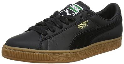 Puma Chaussure Basket Classic Gum pour Enfant:
