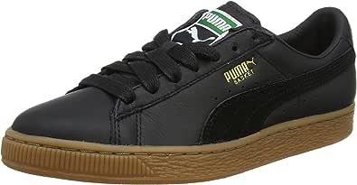 PUMA Basket Classic Gum Deluxe, Zapatillas Unisex Adulto: Amazon.es: Zapatos y complementos