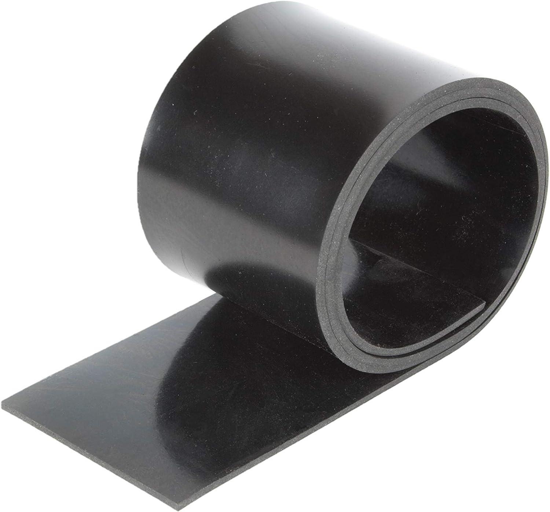 Sch/ürfleiste Vollgummi Gummistreifen in der Gr/ö/ße 3000x40x3mm Hartgummi Gummiauflage Gummimatte Gummiplatte