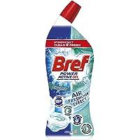 Bref Fresh Boost Eucalyptus with Air Freshener Effect, Liquid Toilet Cleaner Gel, 450ml