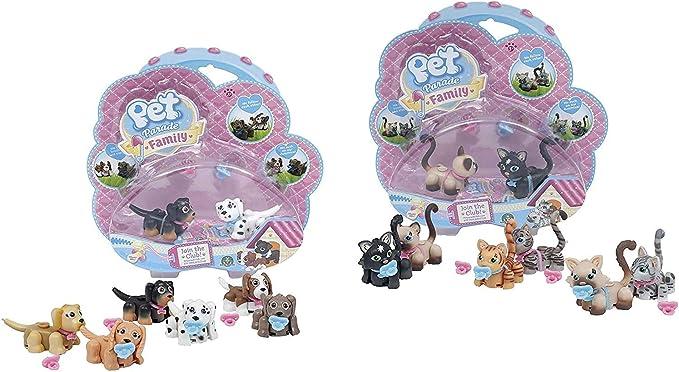 Giochi Preziosi - Pet Parade Family Baby 2 Unidades - Coleccionables - Visto en TV: Amazon.es: Juguetes y juegos