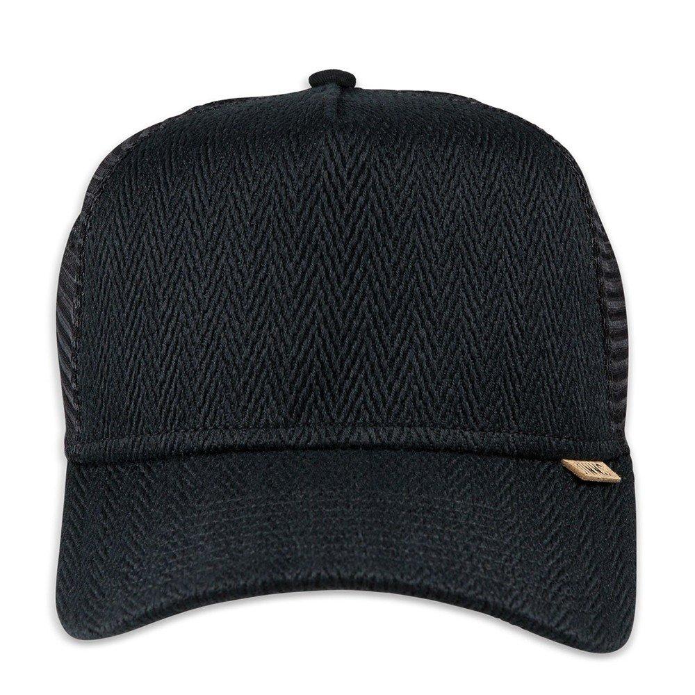 HFT Fishburn Mesh Cap Djinns berretto baseball trucker cap mesh cap HFTFISHBURNBLK