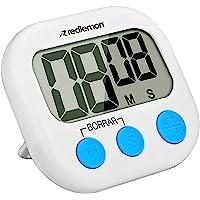 Redlemon Cronómetro de Cocina Digital con Temporizador de Dígitos Grandes, con Imán para Refrigerador, Pantalla LCD…