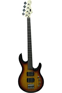 ivy IMM-300SB Bass Solid-Body Electric Guitar, Sunburst