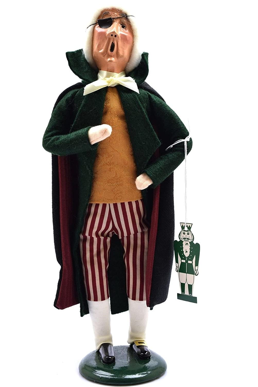 Byers Choice Caroler Drosselmeir 1996 First Edition Nutcracker Series