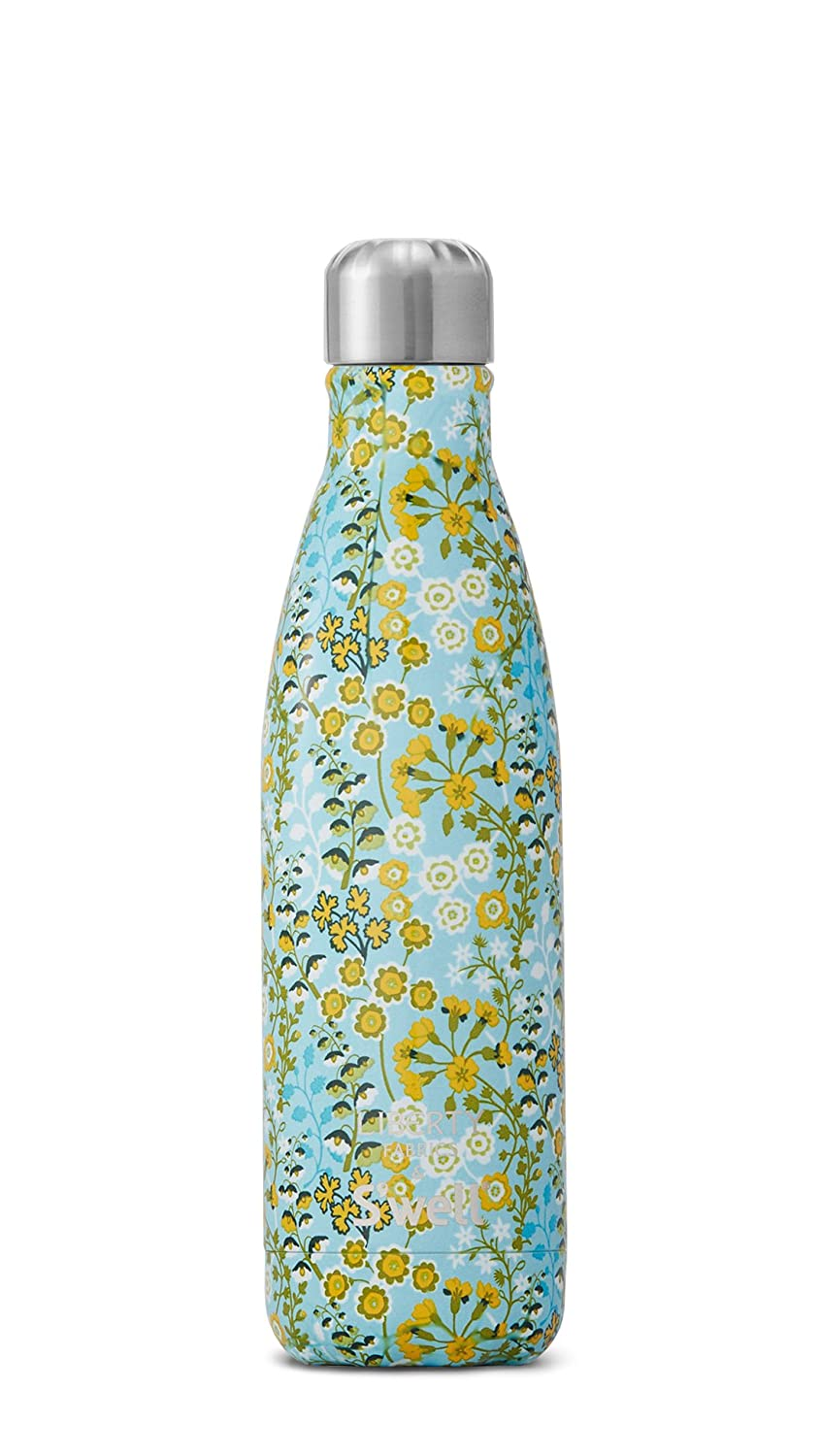 S'well Vacuum Insulated Stainless Steel Water Bottle, 500ml Liberty London Betsy Ann S'well 10017-A18-08760