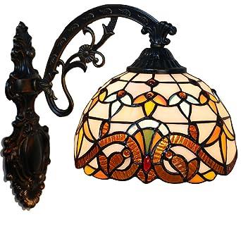 lamparas de colgar estilo tiffany y precio de amazon