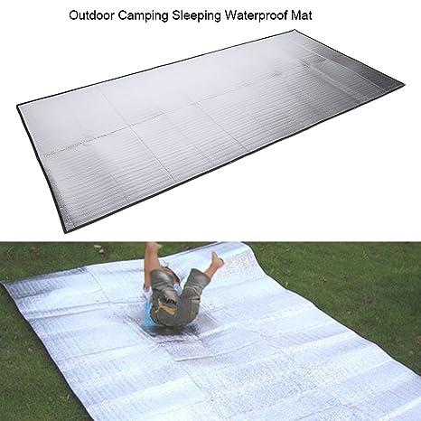 Eecoo Outdoor Camping Zelt Matte Matratze Feuchtigkeitsfest