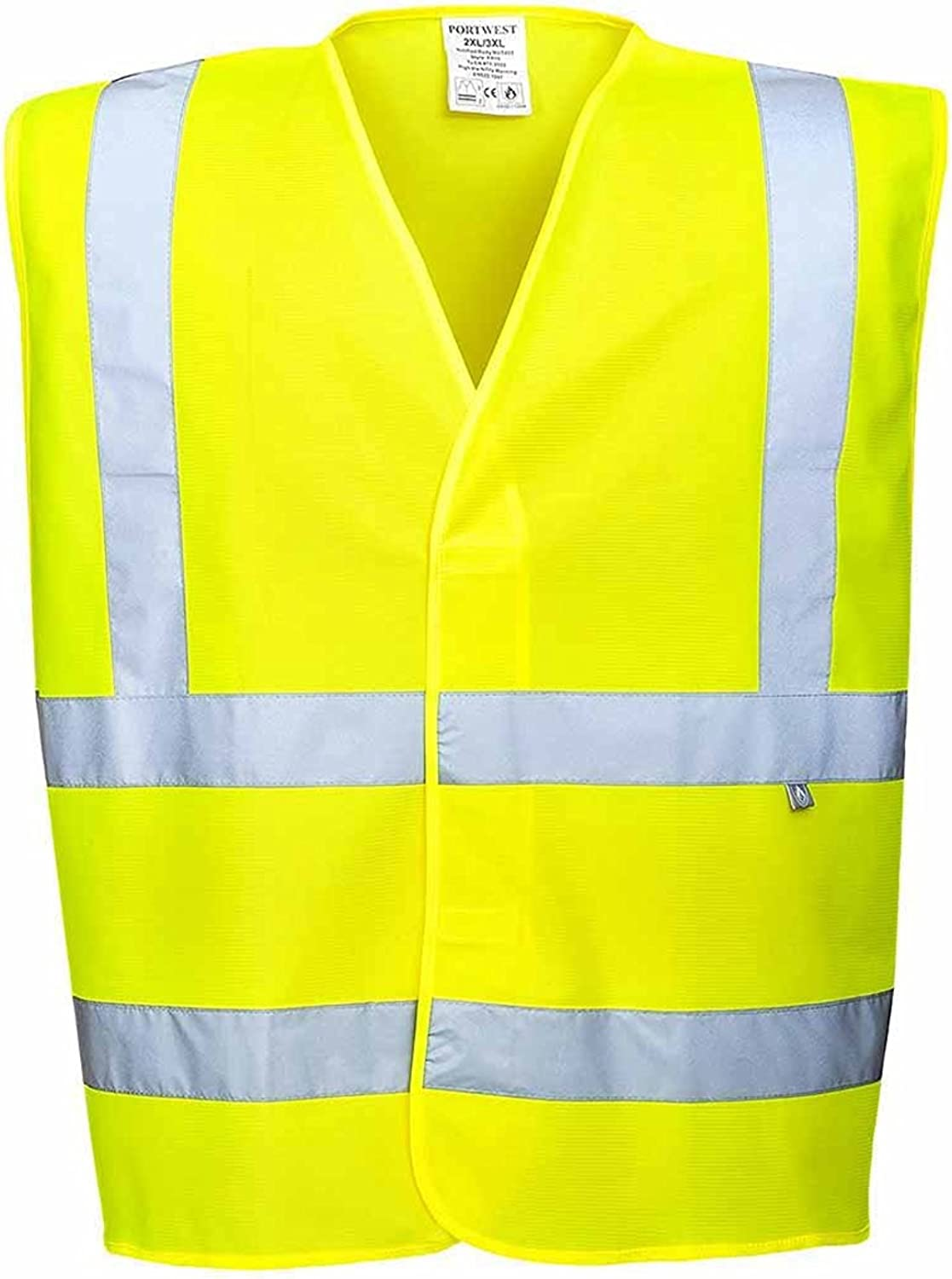 Portwest Workwear Mens Anti Static Coat