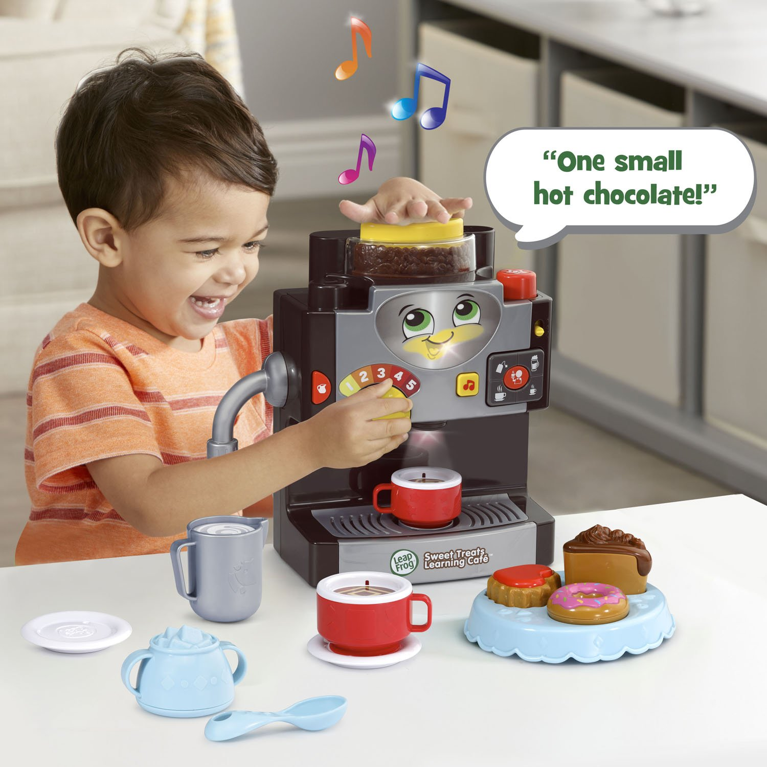 LeapFrog Sweet Treats Learning Café Amazon Exclusive, Black by LeapFrog (Image #6)