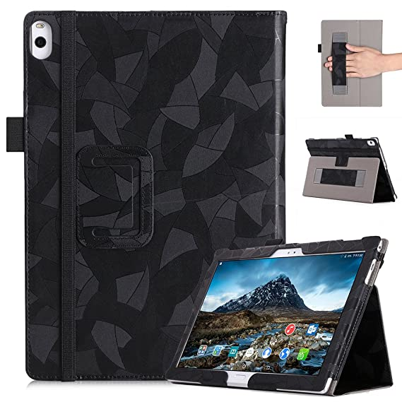 the best attitude 988ba cdb30 Amazon.com: Luffytops Lenovo moto tab Case, Lenovo Tab 4 10 Plus ...
