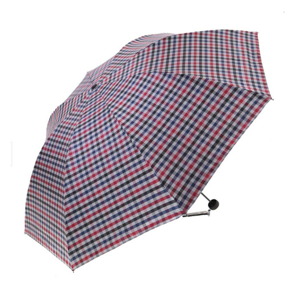 A Anti-ultraviolet Parapluie Homme Et Femme Trois Doppel Soleil Parapluie