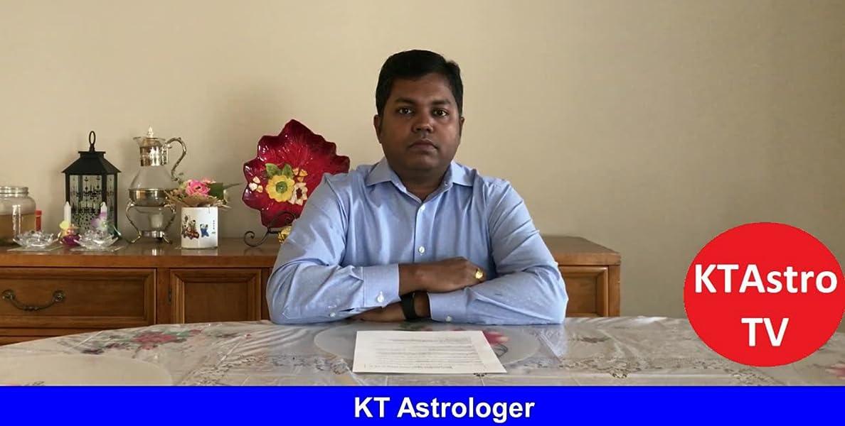 Sani Peyarchi Palangal 2017 - 2020: Amazon in: KT Astrologer: Books