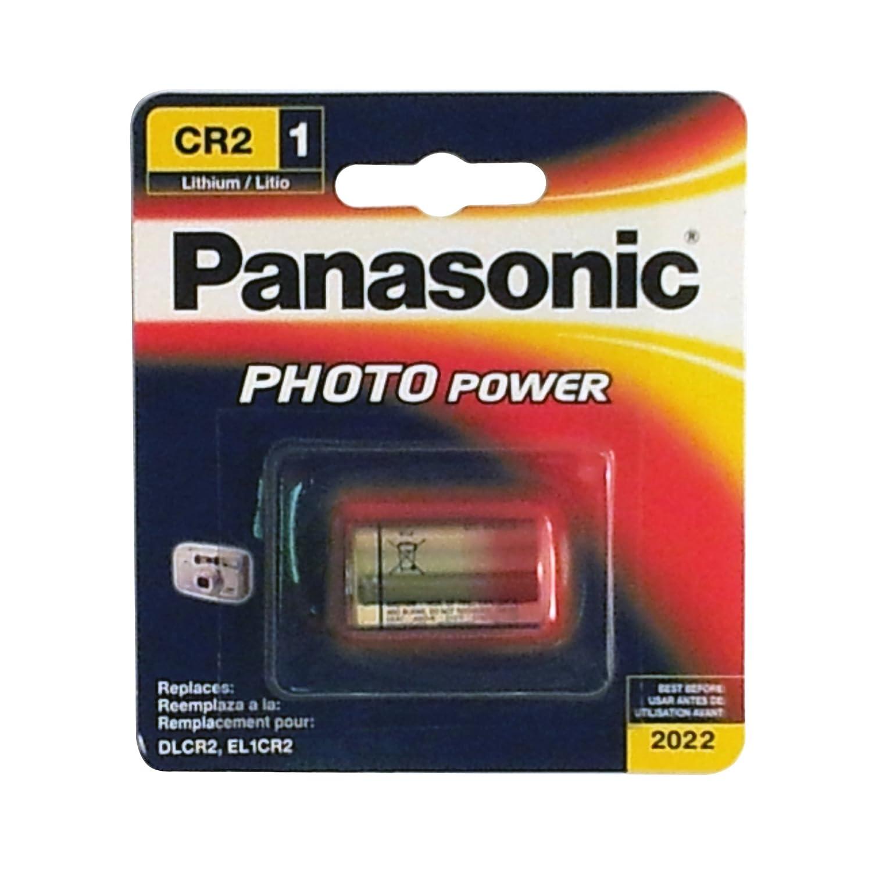Panasonic CR-2PA/1B Photo Lithium-CR-2PA 3V Battery
