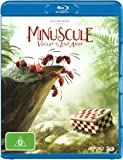 Minuscule: The Valley Of The Lost Ants (3D Blu-ray)
