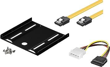 Instalación-memorycity para disco duro interno SSD incluye marco ...