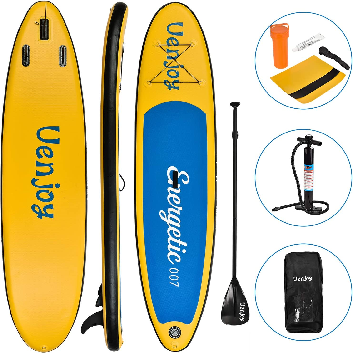 all-inclusive uuenjoy sup package