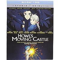 Howl's Moving Castle [Blu-ray + DVD] (Sous-titres français)