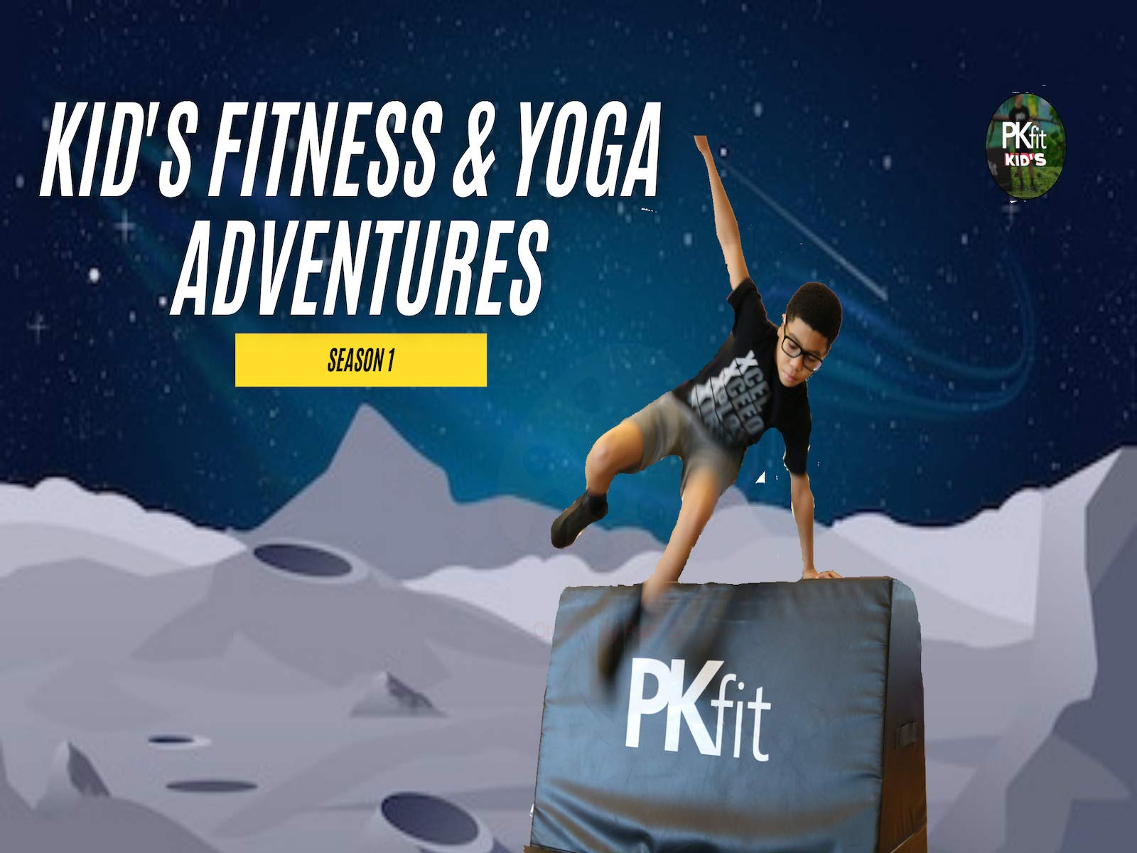 Kid's Fitness and Yoga Adventures on Amazon Prime Instant Video UK