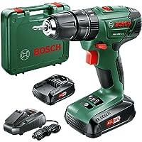 Bosch PSB 1800 LI-2 drill Sin llave Negro