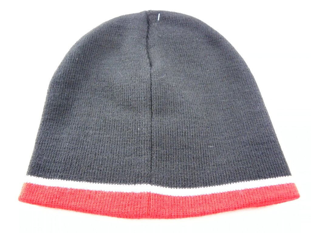 c62d3c175ae8f8 Amazon.com: Nike Jordan Jumpman KNit Boys Youth Hat Size 8/20 Black/Red:  Sports & Outdoors