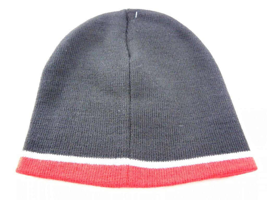 buy online 271b2 fb208 ... new zealand amazon nike jordan jumpman knit boys youth hat size 8 20  black red sports