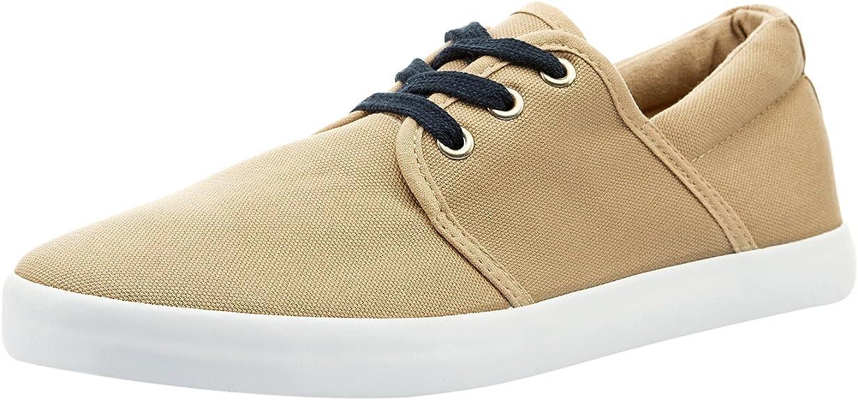 Thin-Sole Cotton Canvas Shoes