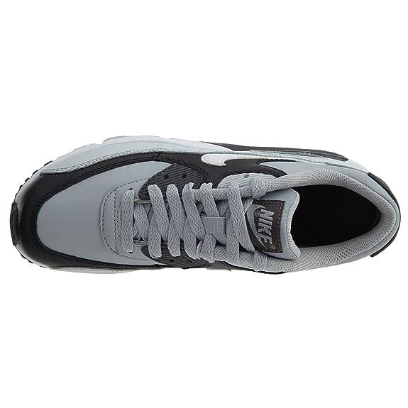 superior quality ef2c5 251ba Amazon.com   Nike Air Max 90 Leather (Kids)   Running