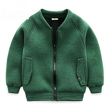 7028b19b9 Amazon.com  Beautymade Boy Girl Jacket Child Outerwear Air Cotton ...